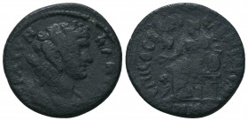 LYDIA. Pseudo-autonomous. Ae (2nd century AD).  Condition: Very Fine  Weight: 6.00 gr Diameter: 24 mm