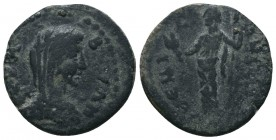 LYDIA. Pseudo-autonomous. Ae (2nd century AD).  Condition: Very Fine  Weight: 4.40 gr Diameter: 22 mm