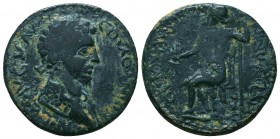 PHRYGIA. Commodus (177-192 AD). Ae.  Condition: Very Fine  Weight: 8.60 gr Diameter: 26 mm
