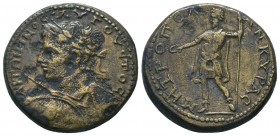 GALATIA. Ankyra. Caracalla (197-217). Ae.  Condition: Very Fine  Weight: 20.20 gr Diameter: 30 mm