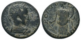 CILICIA. Kolybrassos. Maximinus Thrax (235 - 238). Ae,  Condition: Very Fine  Weight: 8.10 gr Diameter: 22 mm