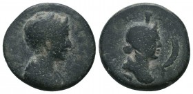 CILICIA, Aegeae. Crispina/ Commodus. AD 177-192. Æ  Condition: Very Fine  Weight: 9.20 gr Diameter: 23 mm