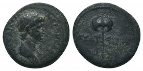 LYDIA. Thyateira. Pseudo-autonomous. (98-138). Ae.  Condition: Very Fine  Weight: 3.20 gr Diameter: 17 mm