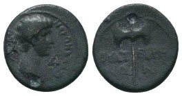 LYDIA. Thyateira. Pseudo-autonomous. (98-138). Ae.  Condition: Very Fine  Weight: 2.70 gr Diameter: 17 mm