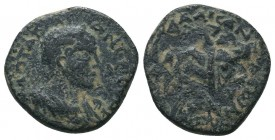 LYCAONIA. Dalisandos. Gordianus III (238-244 AD). AE  Condition: Very Fine  Weight: 7.40 gr Diameter: 20 mm