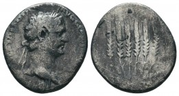 Trajan AR Cistophoric Tetradrachm. Ephesus, AD 98-99.  Condition: Very Fine  Weight: 8.60 gr Diameter: 24 mm