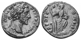 Antoninus Pius, 138-161. Denarius  Condition: Very Fine  Weight: 3.20 gr Diameter: 16 mm