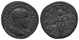Gordian III AR Denarius. Rome, AD 241.  Condition: Very Fine  Weight: 3.60 gr Diameter: 19 mm