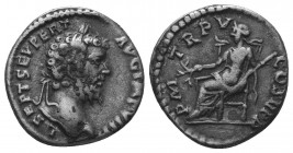 SEPTIMIUS SEVERUS (193-211). Denarius.  Condition: Very Fine  Weight: 2.90 gr Diameter: 18 mm