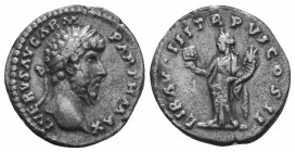 Lucius Verus, 161-169. Denarius   Condition: Very Fine  Weight: 3.00 gr Diameter: 18 mm