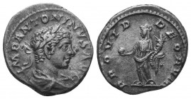 ELAGABALUS (218-222). Denarius.   Condition: Very Fine  Weight: 3.80 gr Diameter: 18 mm