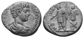 Caracalla, 198-217. Denarius  Condition: Very Fine  Weight: 3.20 gr Diameter: 16 mm