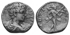 Caracalla, 198-217. Denarius  Condition: Very Fine  Weight: 2.80 gr Diameter: 15 mm