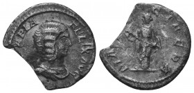 Julia Domna 193-217, Denarius,   Condition: Very Fine  Weight: 1.60 gr Diameter: 18 mm