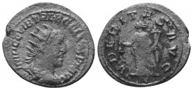 Trebonianus Gallus (251-253 AD). AR Antoninianus  Condition: Very Fine  Weight: 3.50 gr Diameter: 20 mm