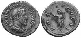 Maximinus I. Thrax (235-238 AD). AR Denarius  Condition: Very Fine  Weight: 3.00 gr Diameter: 20 mm