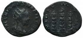 Saloninus (258-260 AD). AR Antoninianus  Condition: Very Fine  Weight: 4.00 gr Diameter: 21 mm