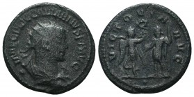 Valerianus I (253-260 AD). AR Antoninianus  Condition: Very Fine  Weight: 3.40 gr Diameter: 20 mm
