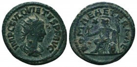 Quietus Usurper (260-261 AD). Antoninianus  Condition: Very Fine  Weight: 4.00 gr Diameter: 22 mm