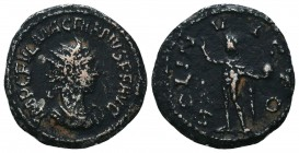 Macrianus, usurper (260-261 AD). Antoninianus  Condition: Very Fine  Weight: 3.30 gr Diameter: 21 mm