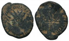 Victorinus (269-271 AD). AE Antoninianus  Condition: Very Fine  Weight: 2.20 gr Diameter: 21 mm