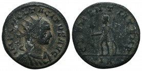 Tacitus (275-276). AE silvered antoninianus  Condition: Very Fine  Weight: 4.40 gr Diameter: 22 mm
