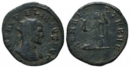 Aurelianus (270-275 AD). AE Antoninianus   Condition: Very Fine  Weight: 2.90 gr Diameter: 20 mm