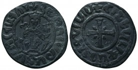 Armenia, Cilician Armenia. Hetoum I (1226-1270). Æ Tank   Condition: Very Fine  Weight: 6.00 gr Diameter: 29 mm
