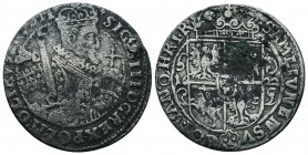 Medieval Europe, Poland, Sigismund III AR  Condition: Very Fine  Weight: 5.60 gr Diameter: 29 mm
