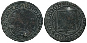 Medieval Europe, Coin or Token,  Condition: Very Fine  Weight: 2.90 gr Diameter: 23 mm