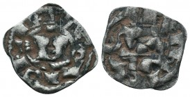 Crusaders , Italy Lucca,  Condition: Very Fine  Weight: 0.80 gr Diameter: 16 mm