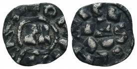 Crusaders , Italy Lucca,  Condition: Very Fine  Weight: 0.60 gr Diameter: 15 mm