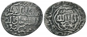 Islamic Coins Ar Silver,  Condition: Very Fine  Weight: 2.90 gr Diameter: 20 mm