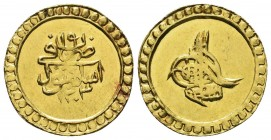 Islamic Coins AV Gold , Ottoman Empire,