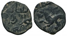 Islamic Coins Ae,  Condition: Very Fine  Weight: 1.60 gr Diameter: 18 mm