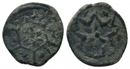 Islamic Coins Ae,  Condition: Very Fine  Weight: 1.40 gr Diameter: 15 mm