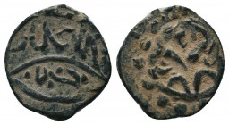 Islamic Coins Ae,  Condition: Very Fine  Weight: 1.30 gr Diameter: 15 mm