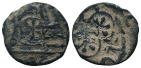 Islamic Coins Ae,  Condition: Very Fine  Weight: 2.00 gr Diameter: 18 mm