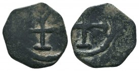 Crusaders, ARMENIA: Baronial Time, Ae RARE Coin