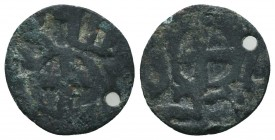 Crusaders, ARMENIA: Rupen I, 1080-1095, AE pogh