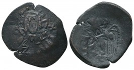 Byzantine Coin Unidentified. AE 