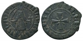 Gosdantin I AE Kardez Cilician Armenia Sis 1298-1299 AD. 
