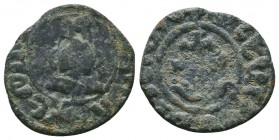 Crusaders, Armenia, Ae Copper Coins . AD 11th -12th Century