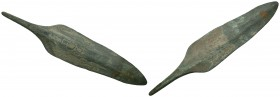 Ancient Greek Arrow head, ca. 500 - 300 B.C.