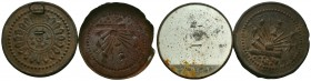 Medieval/Crusades Europe, c. 9th-14th century AD. Interesting Mirror