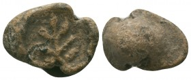 Ancient Roman Lead Bulla!