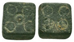 Ancient Roman Bronze Gaming Dice!
