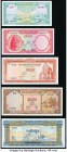 Cambodia Group Lot of 13 Examples About Uncirculated-Crisp Uncirculated. Possible trimming is evident.  HID09801242017  © 2020 Heritage Auctions | All...