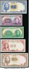China Group Lot of 9 Examples Extremely Fine-Crisp Uncirculated. Possible trimming is evident.  HID09801242017  © 2020 Heritage Auctions | All Rights ...