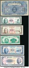 China Group Lot of 11 Examples Very Fine-Crisp Uncirculated. Possible trimming is evident.  HID09801242017  © 2020 Heritage Auctions | All Rights Rese...